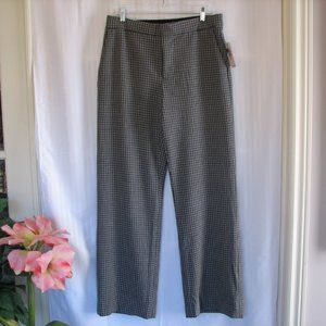 Philosophy Women's Herringbone Pants. Size 10. NWT